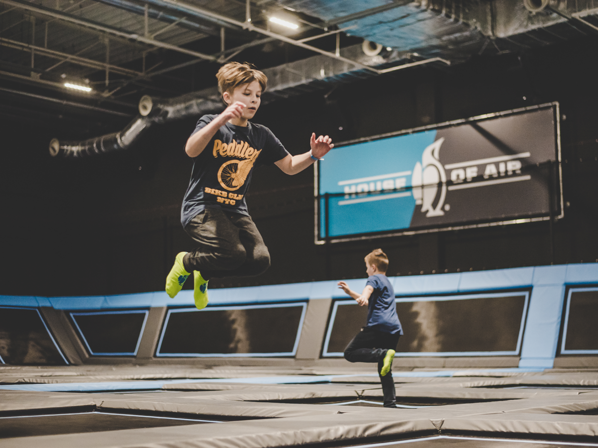 House of Air - 2019 Camps