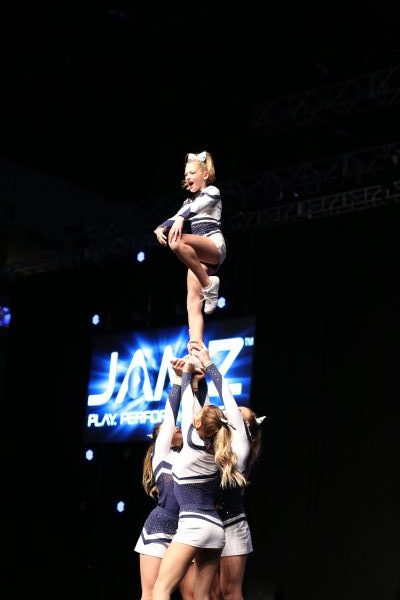 House of Air Cheer Camp